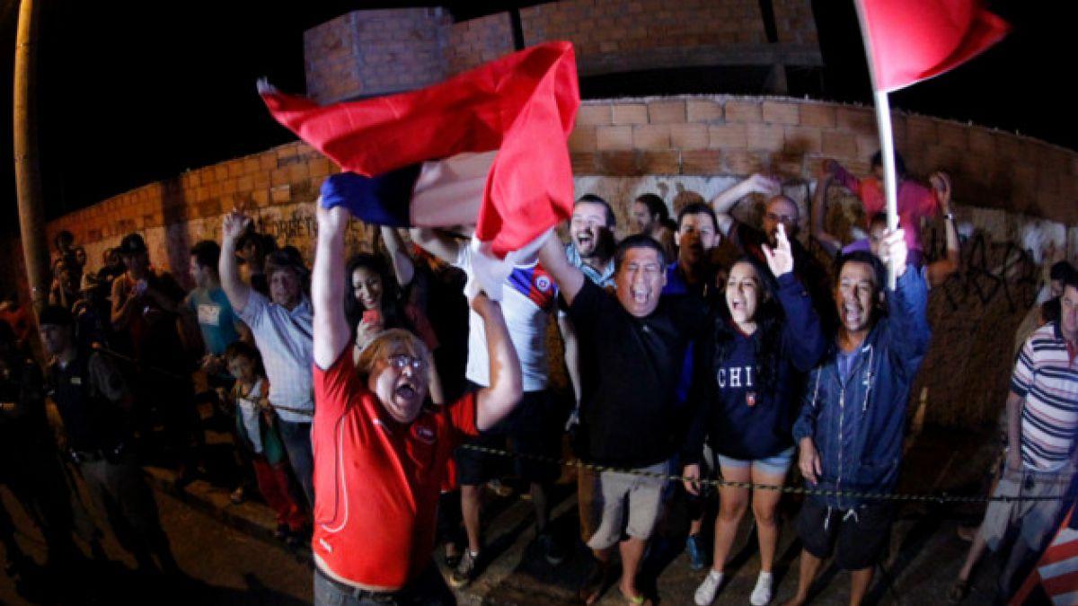 Chile se ubica octavo entre países que más entradas han comprado para el Mundial