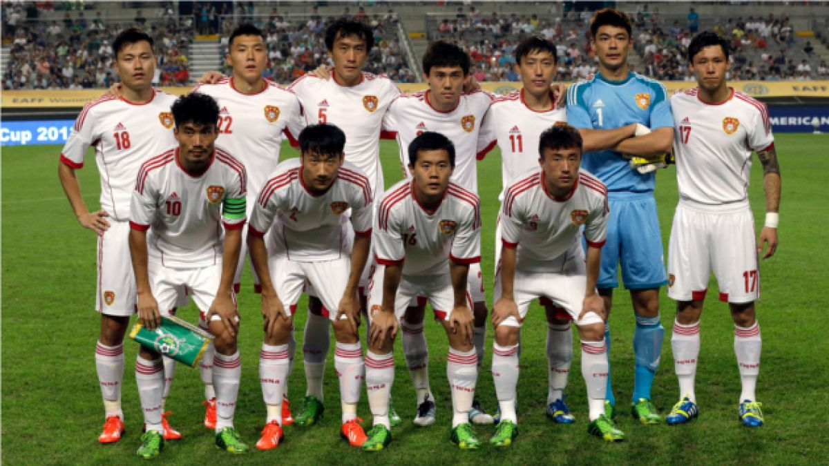 China será invitada a la Copa América Chile 2015