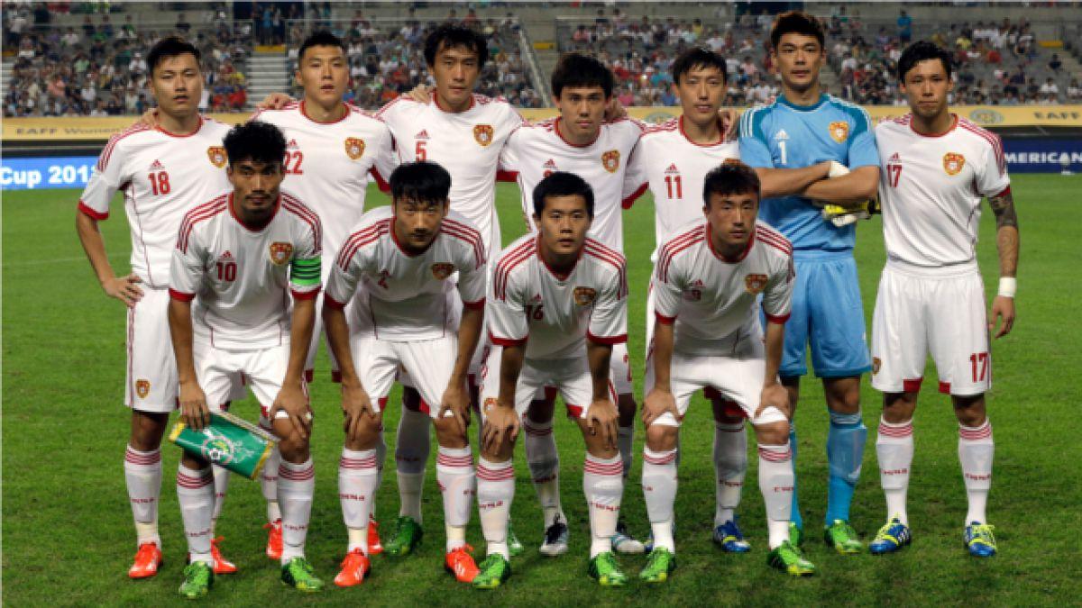 China será invitada a la Copa América Chile 2015