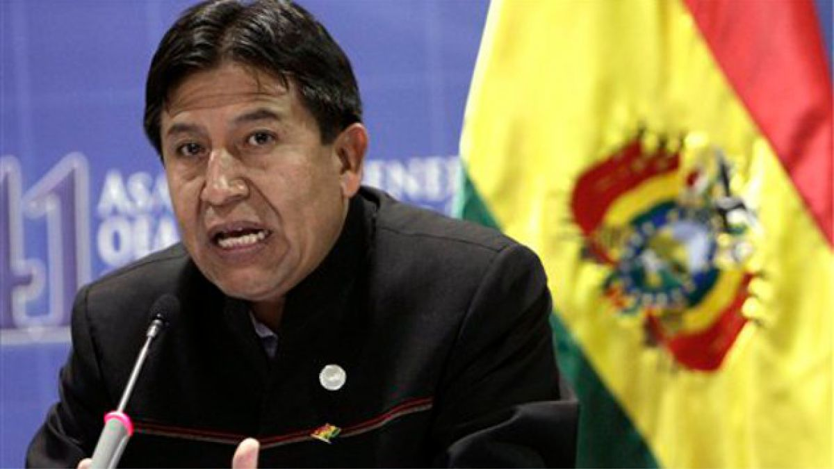 Bolivia presentó demanda contra Chile ante La Haya