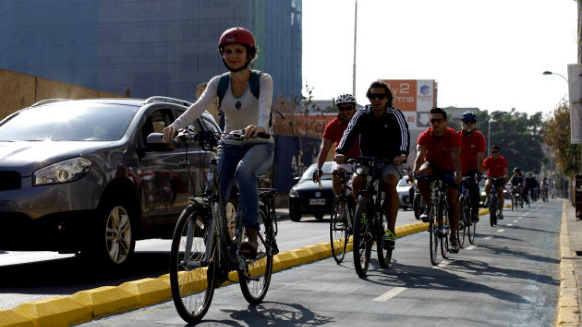 Lo que hay que saber de los ciclistas en 7 gráficos