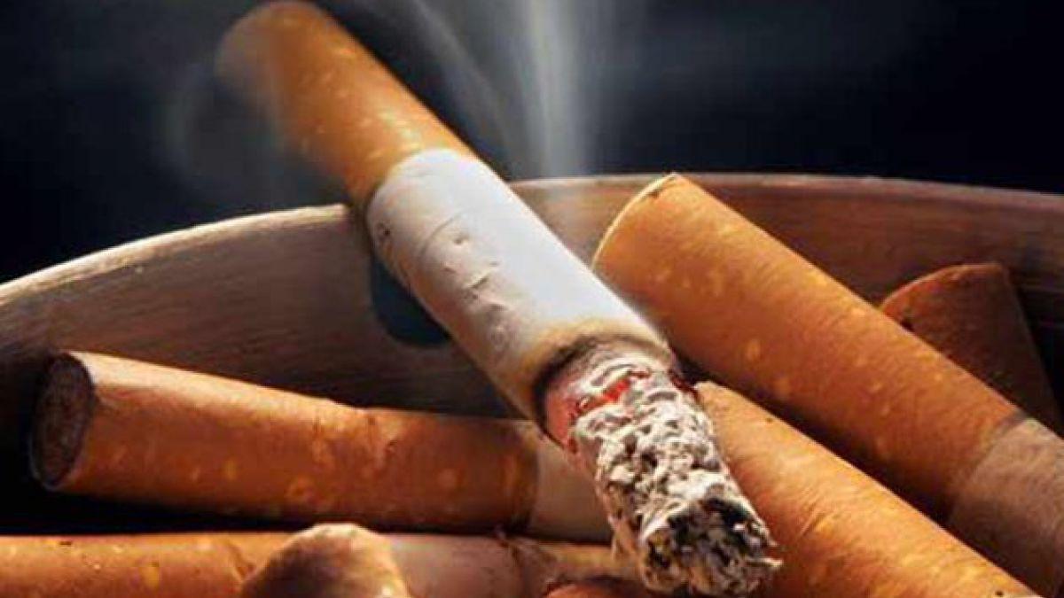 Ministro Mañalich destaca aprobación de proyecto que endurece normativa sobre tabaco