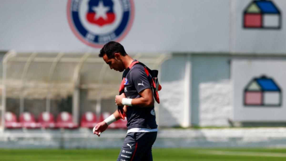 ANFP confirma que Claudio Bravo no jugará en el amistoso con Bolivia