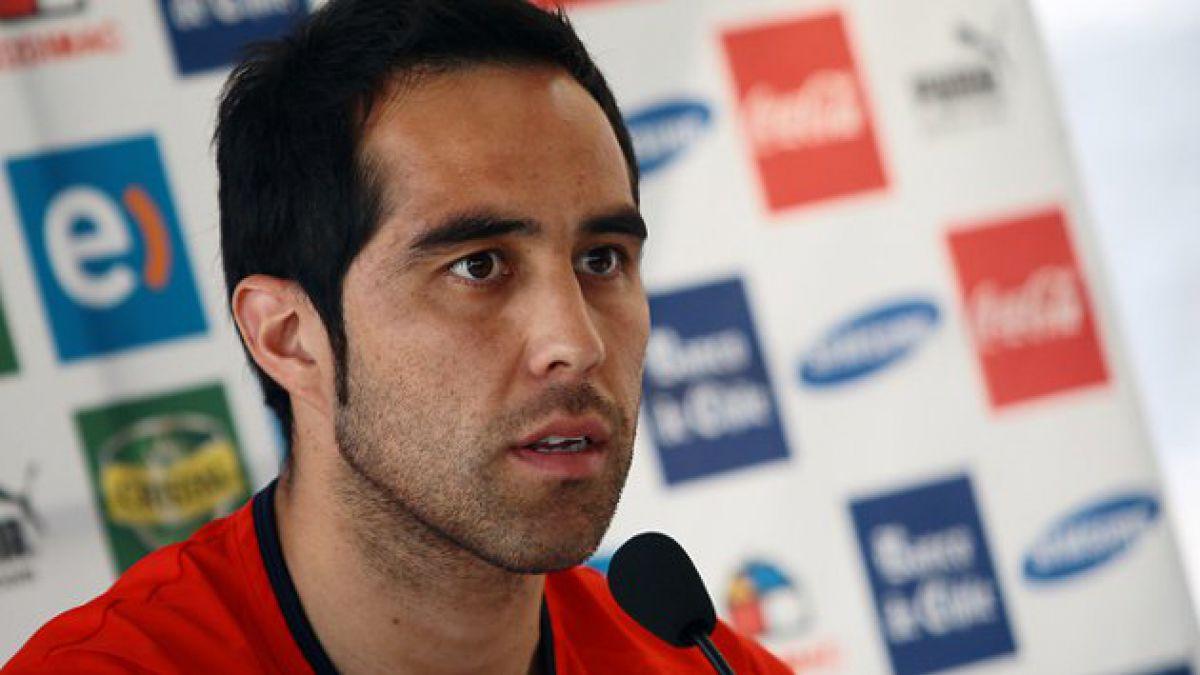 FC Barcelona y Claudio Bravo habrían logrado acuerdo según medio español
