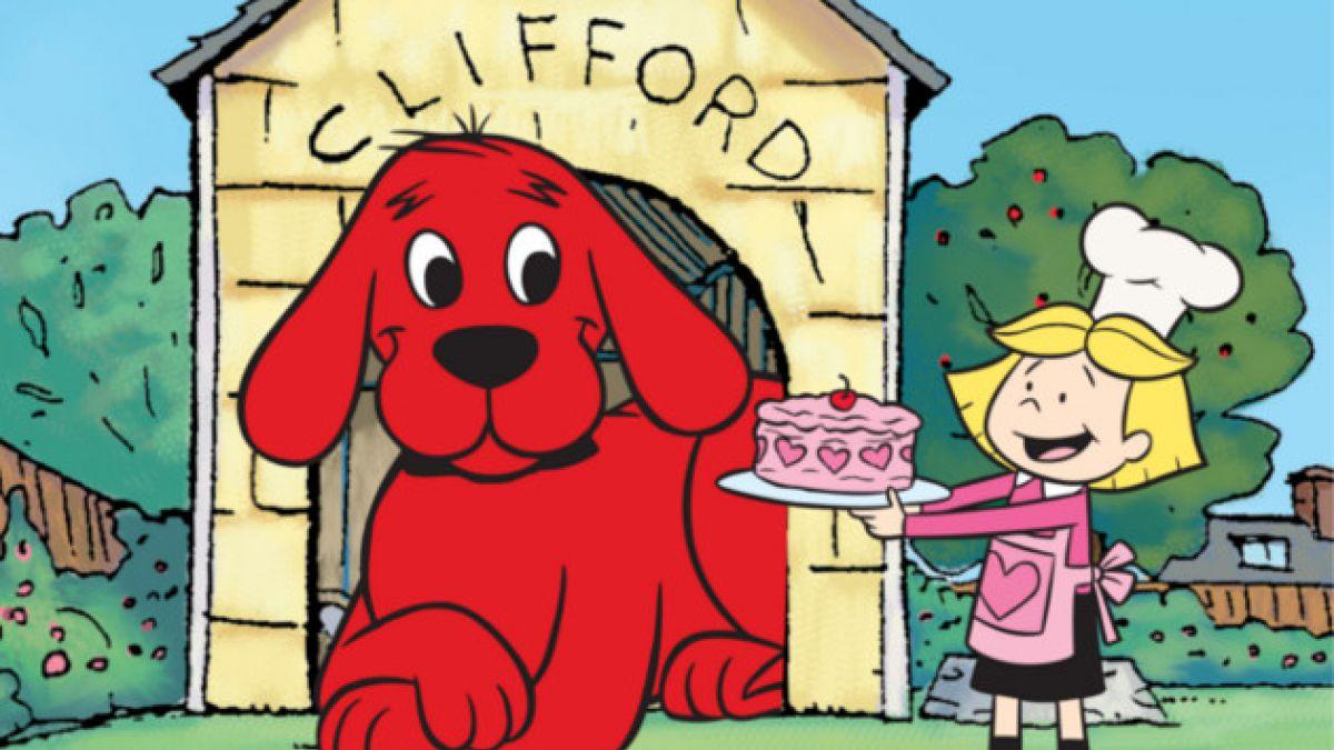 """Confirman nueva película sobre """"Clifford"""" para 2016"""
