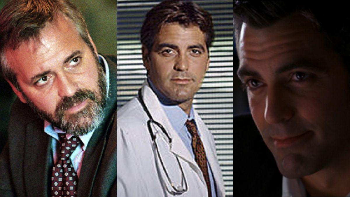 Siete roles que han marcado la carrera de George Clooney