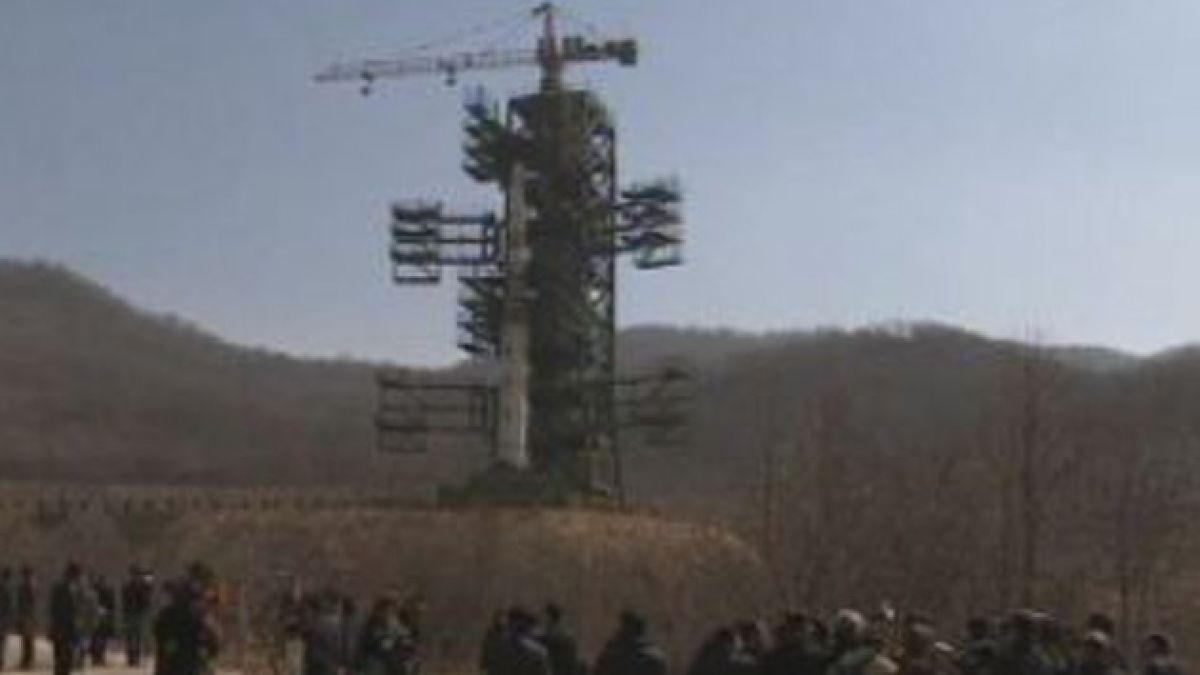 Corea del Norte amenaza con lanzamientos de nuevos cohetes