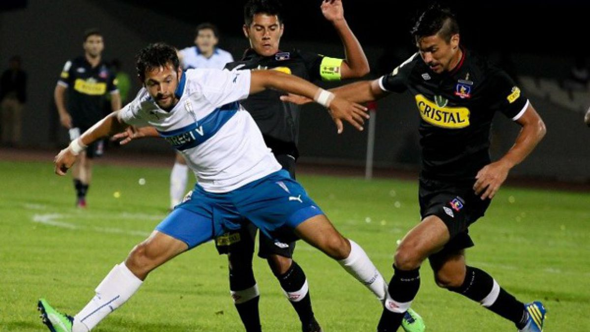 UC venció a Colo Colo en reapertura del Estadio de Antofagasta