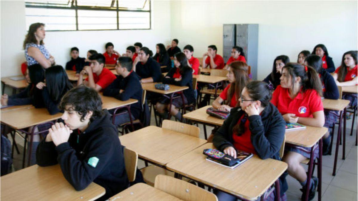 """Espacio Público apoya fin a la selección de alumnos:  """"proponemos un proceso de admisión estrictamen"""