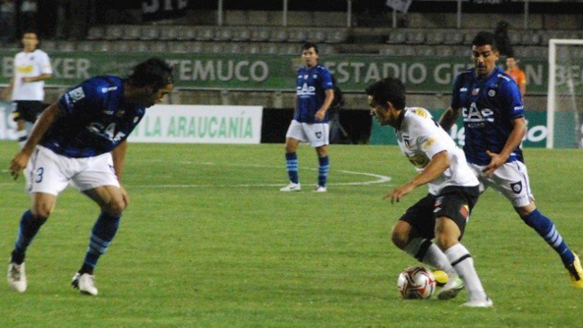 Huachipato estrenó título con triunfo sobre Colo Colo