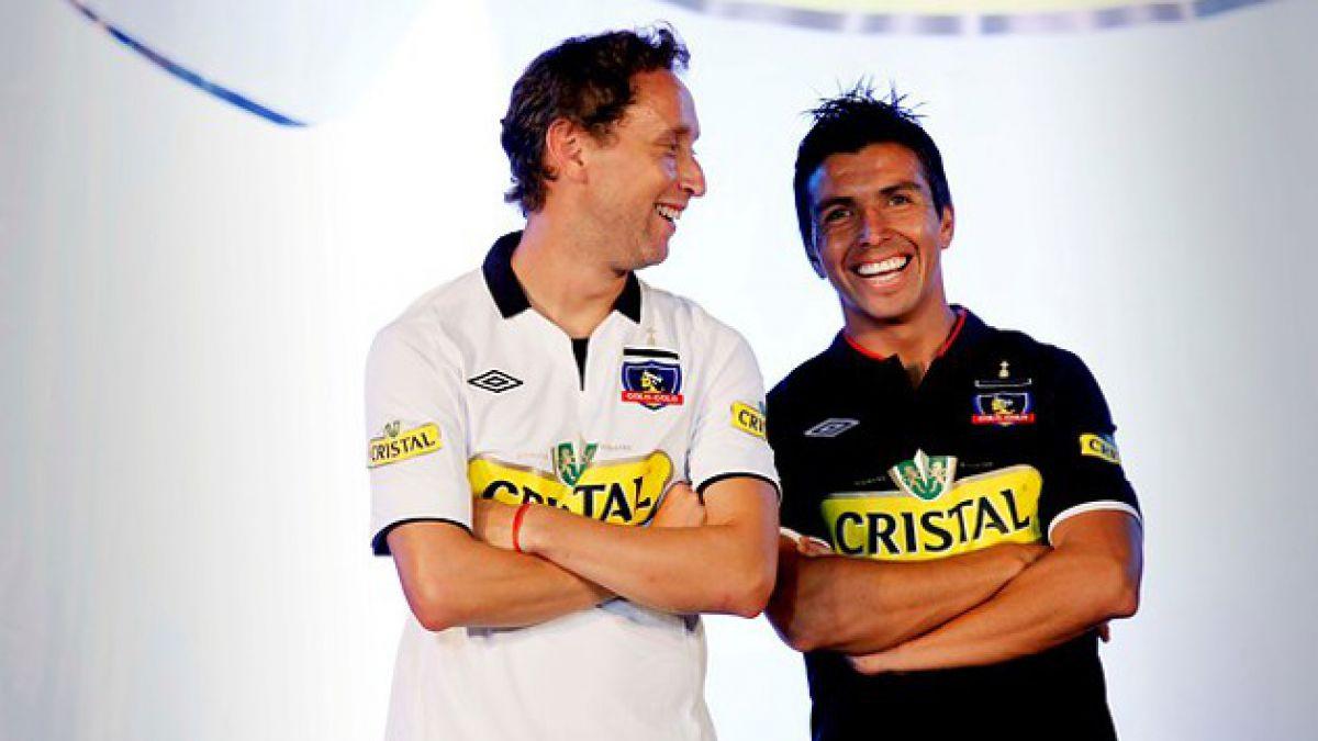 Colo Colo presentó su nueva camiseta