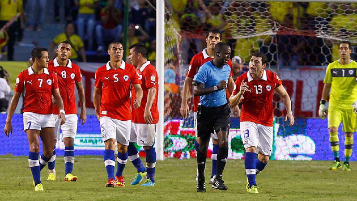 Chile empata con Colombia y tendrá que esperar por clasificación