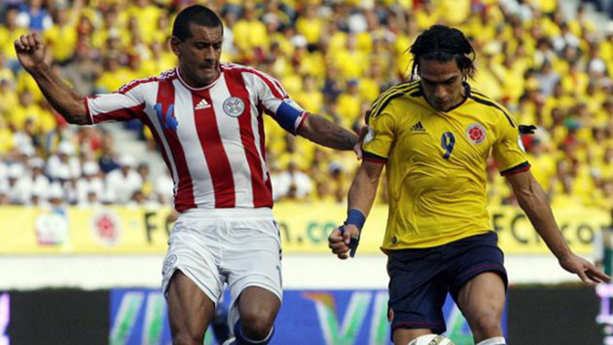 [Eliminatorias] Colombia venció a Paraguay y sigue a paso firme