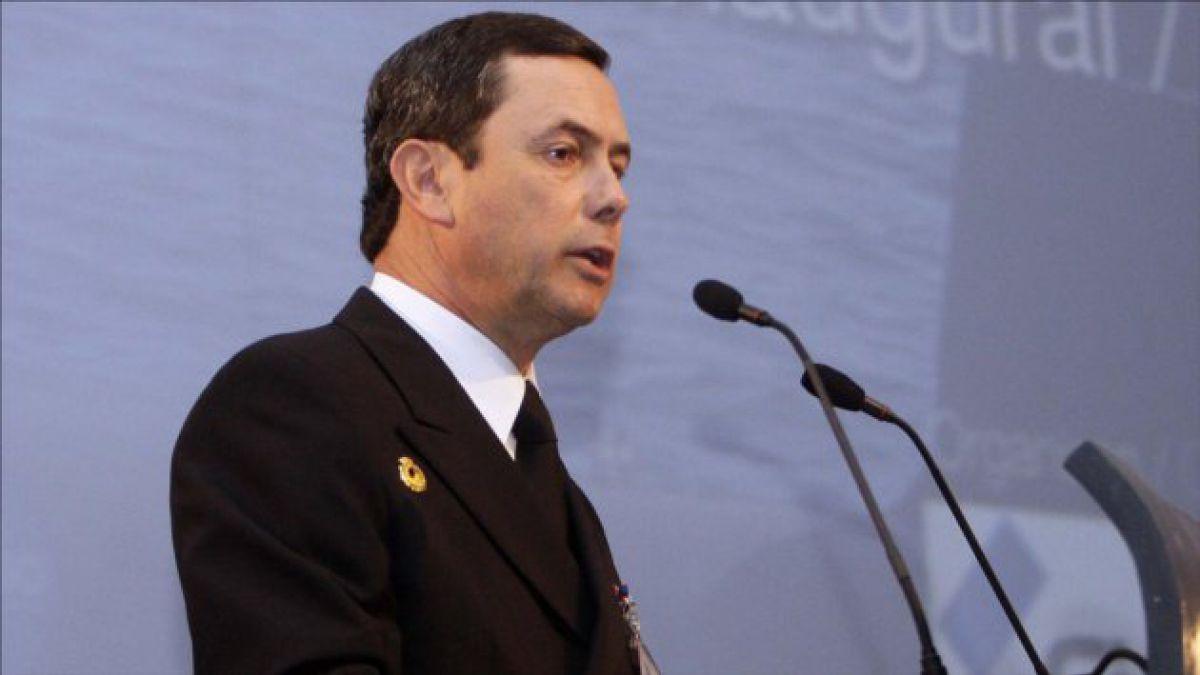 La Armada expresa respaldo público a comandante en jefe de la FACh