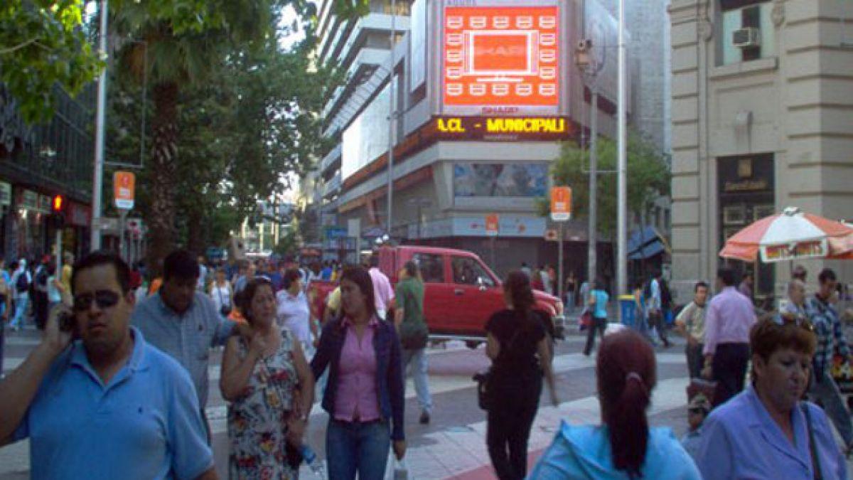 Ventas del comercio minorista en RM registraron alza de 5,1% durante primer bimestre