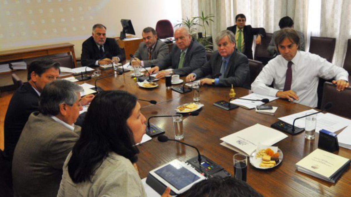 Comisión de Hacienda de la Cámara rechaza reajuste del sueldo mínimo