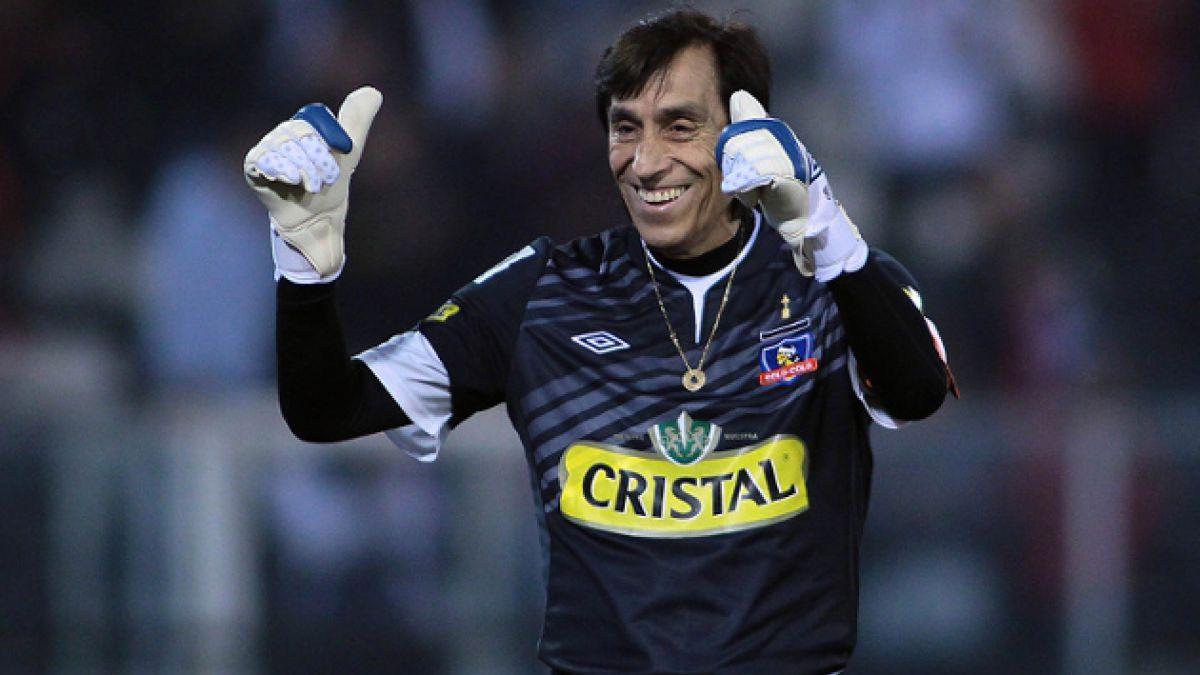 Roberto Rojas fue nuevamente operado producto de hepatitis C