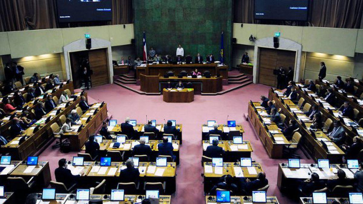 Nueva Mayoría rechaza acusaciones de bloqueo legislativo