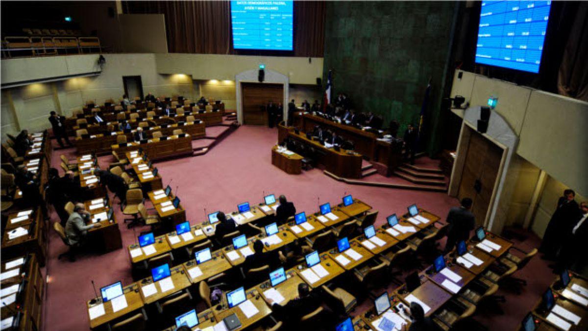 Comisión de Constitución del Senado aprueba reforma al binominal