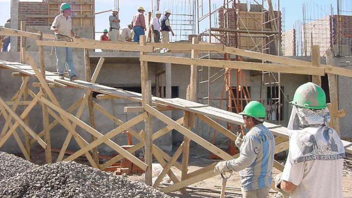 Índice Mensual de la Actividad de la Construcción aumenta 11,1% en febrero