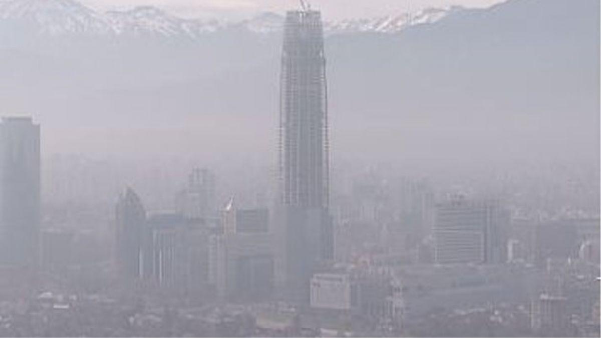 """Quilicura y Cerro Navia presentan """"malos"""" índices de contaminación"""