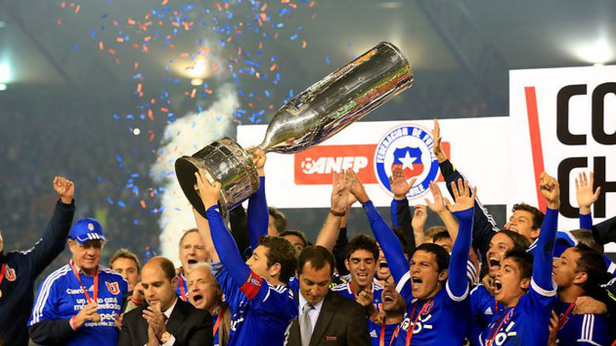 Definen grupos de Copa Chile 2013-2014