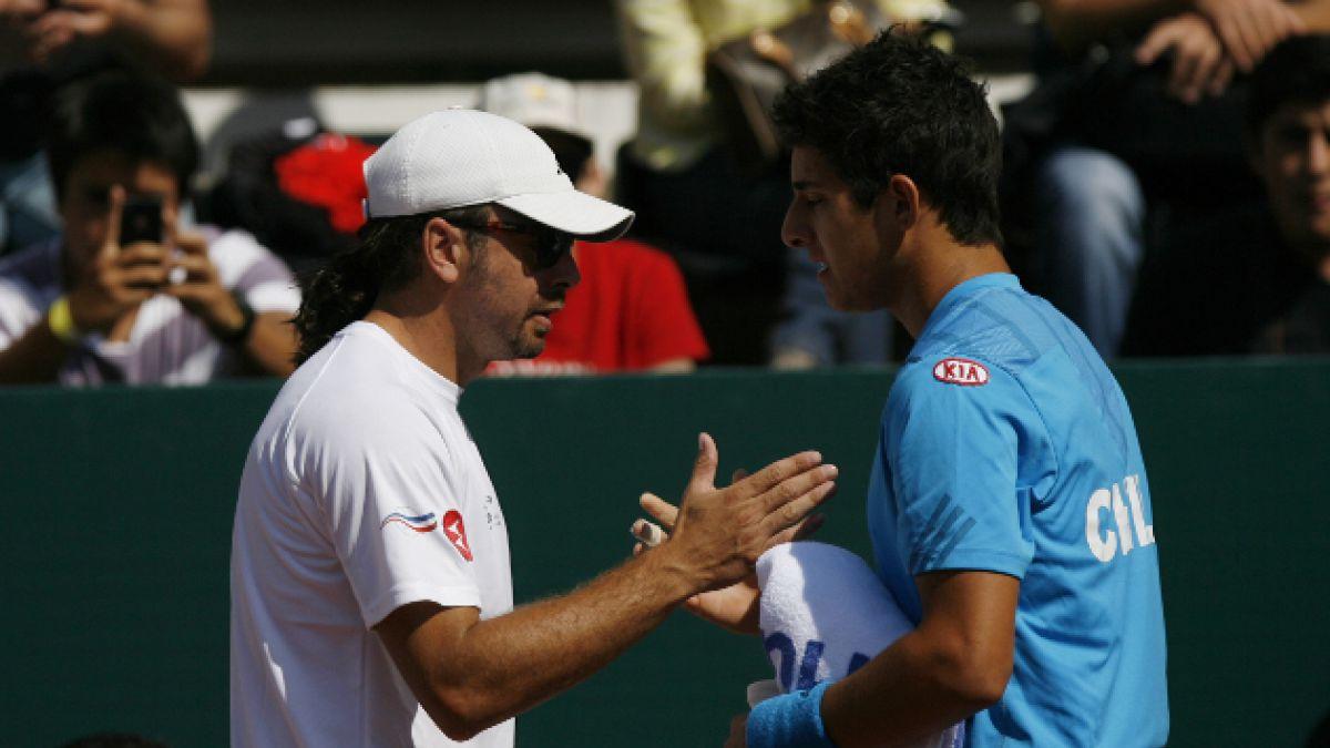 México será el rival de Chile en Copa Davis