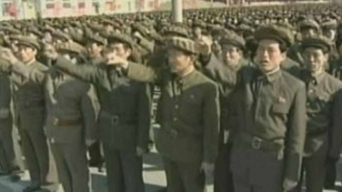 Crisis en península de Corea llega a punto de alerta