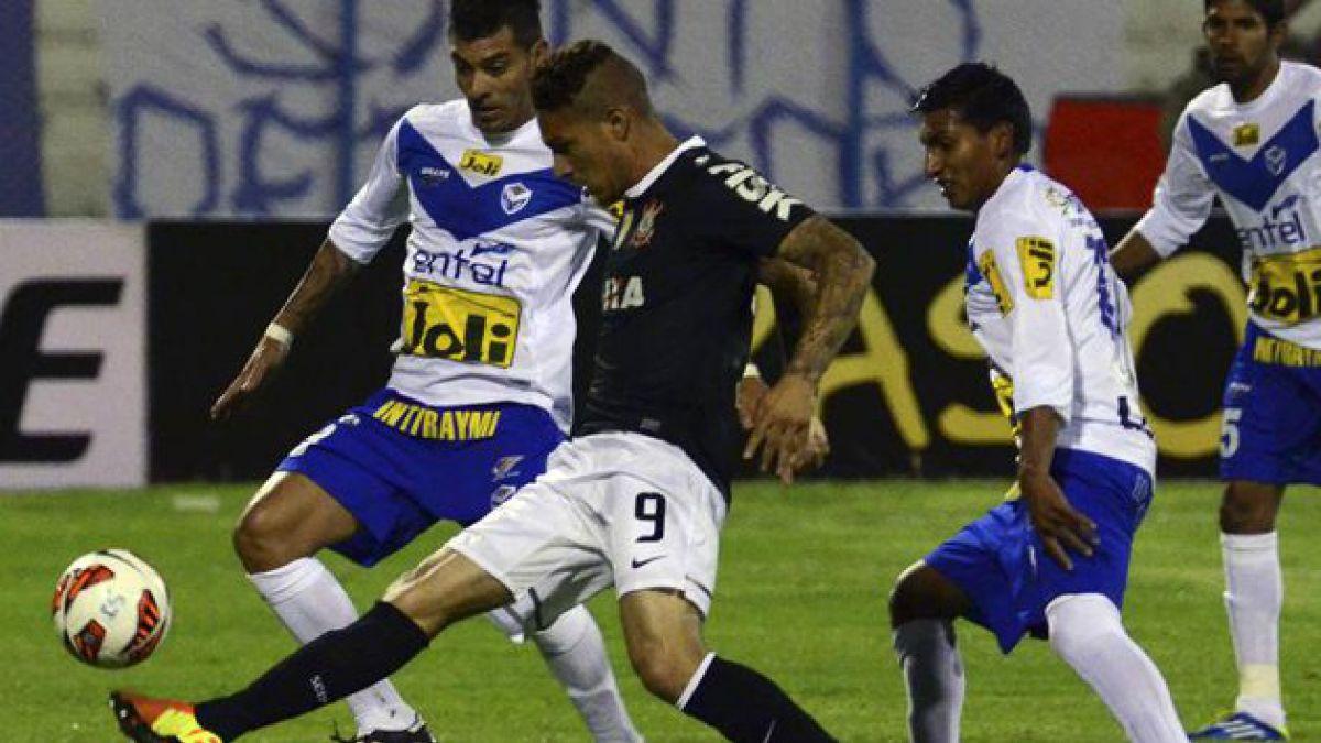 Corinthians se coronó campeón de la Libertadores