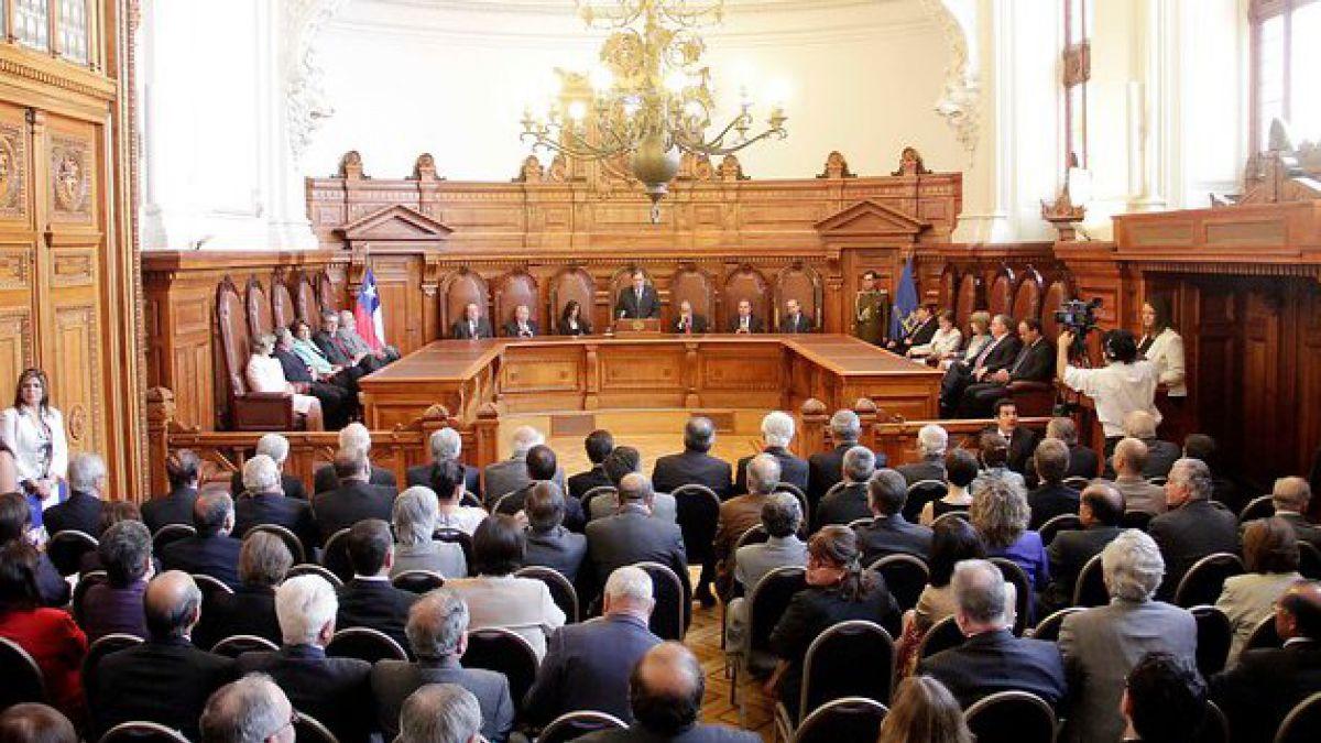DD.HH: Corte Suprema confirma dedicación exclusiva de jueces
