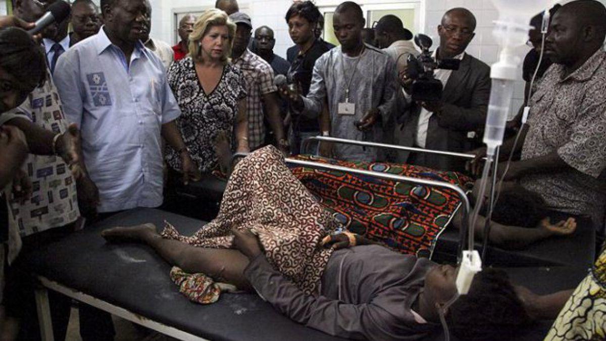Costa de Marfil: Tres días de duelo por víctimas de avalancha