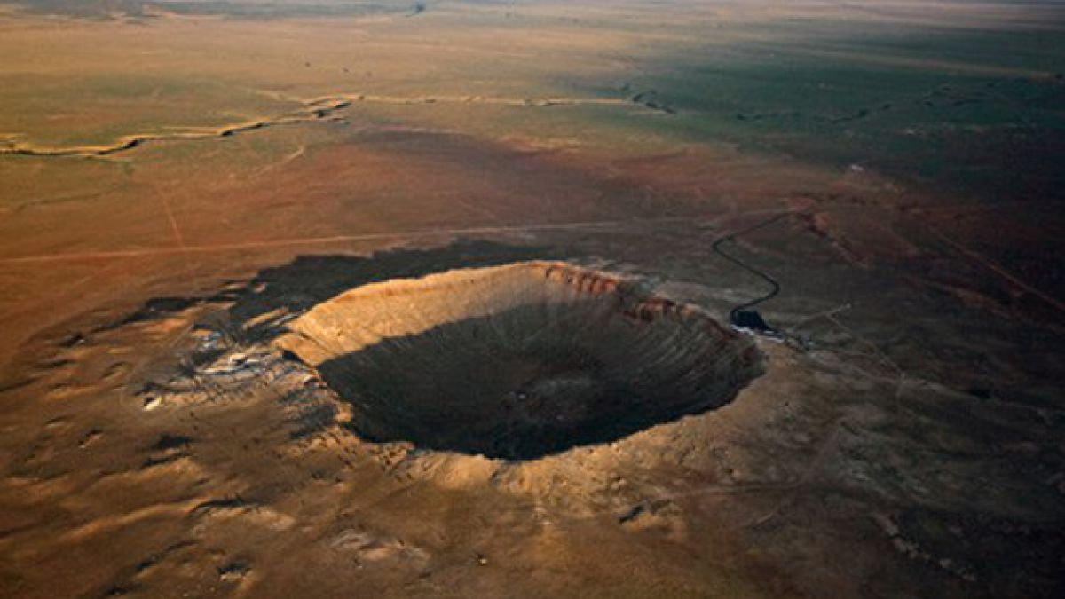 Cráteres serían la pista para encontrar vida en Marte