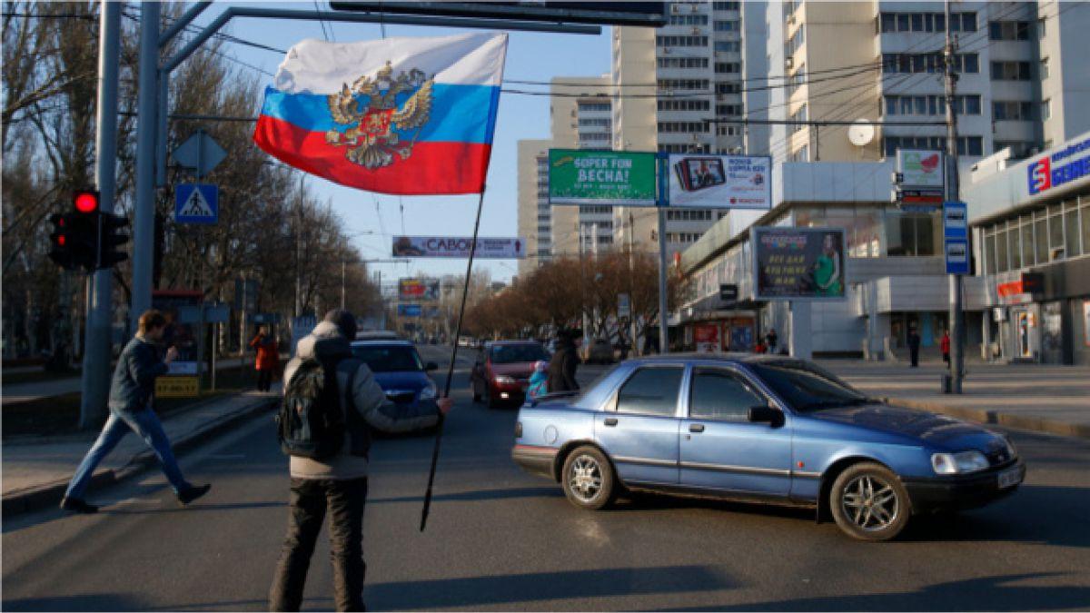 Parlamento de Crimea aprueba declaración de independencia de Ucrania
