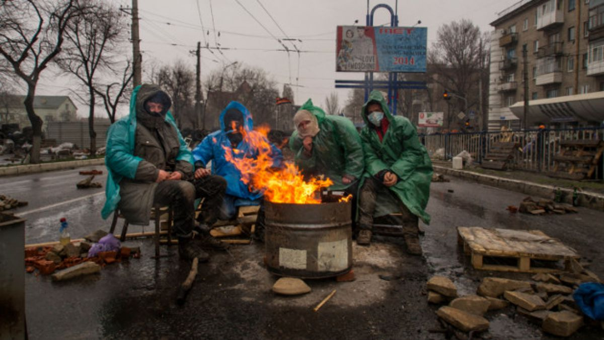 Unión Europa fija para el próximo jueves reunión sobre crisis en Ucrania
