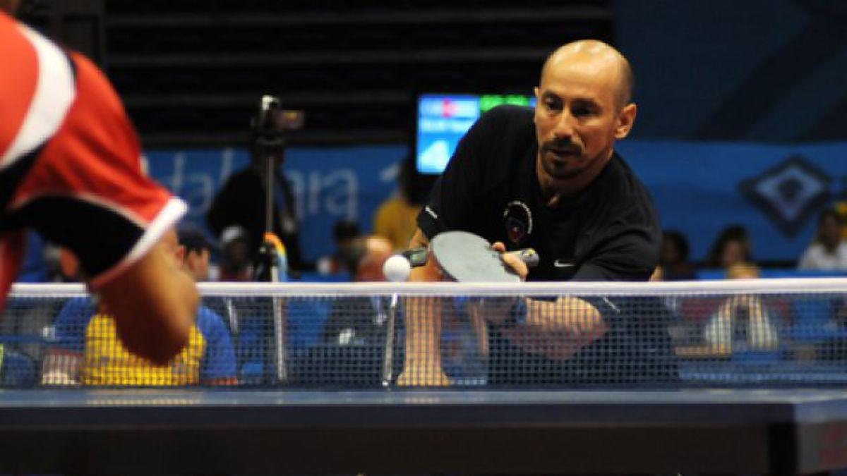 Cristián Dettoni cayó en su debut en los Paralímpicos