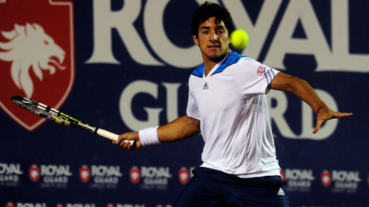 Christian Garín escala 18 puestos en el ranking ATP