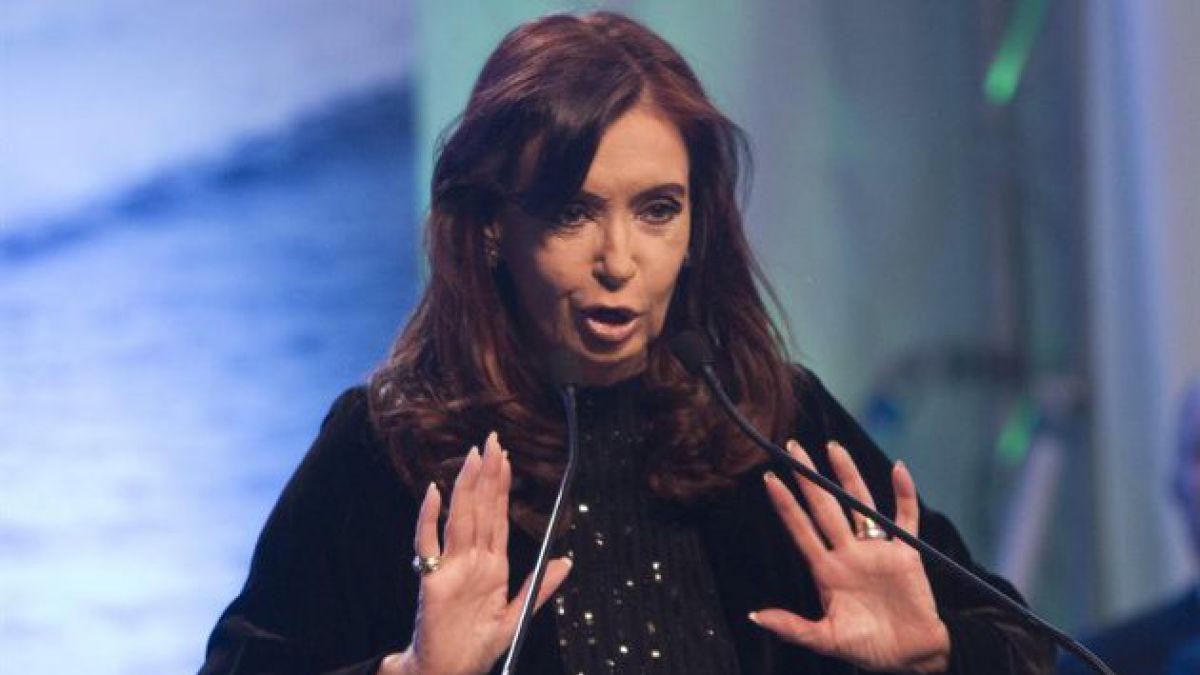 Terminó operación de Cristina Fernández en Fundación Favaloro