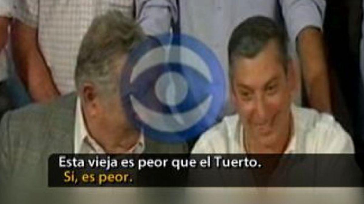 José Mujica sobre Cristina Fernández: Es peor que el tuerto