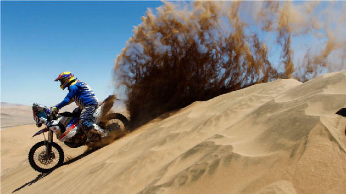 Acusan que realización del Rally Dakar daña el patrimonio de Chile