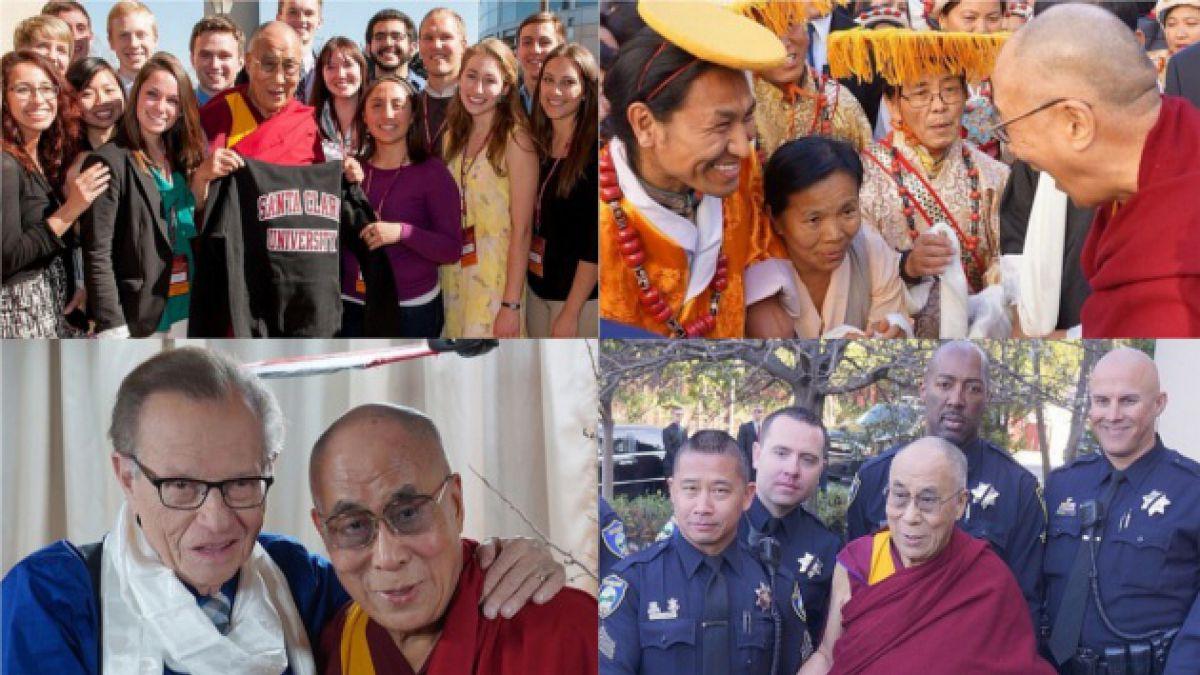 Dalai Lama se une a Instagram
