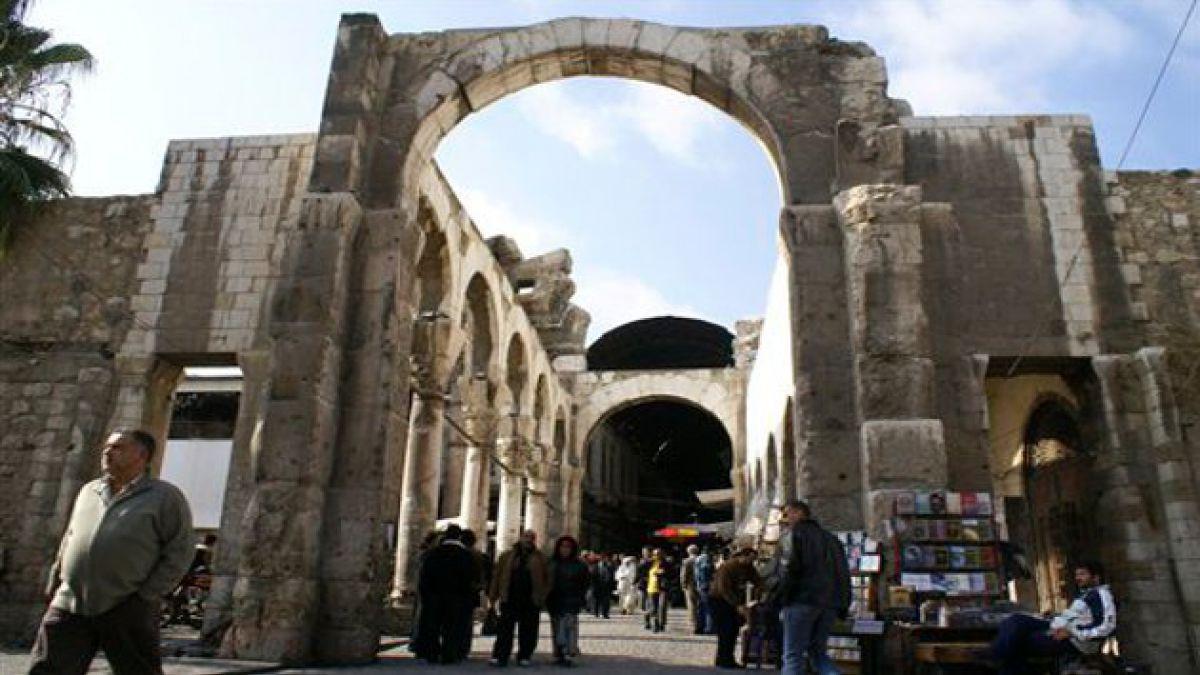 Siria: Ataque junto a estadio de fútbol dejó un muerto y tres heridos