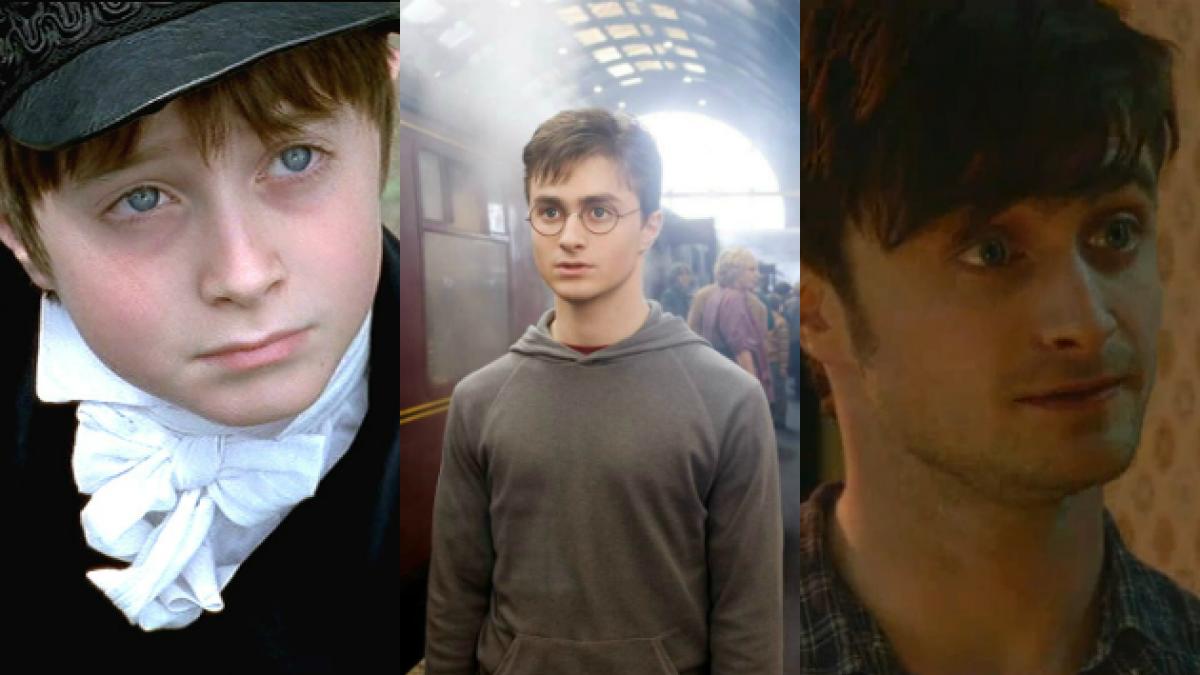 [FOTOS] La evolución de Daniel Radcliffe en sus 15 años de carrera