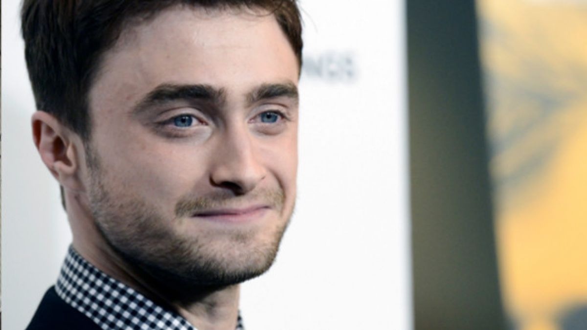 Daniel Radcliffe descarta volver a interpretar a Harry Potter