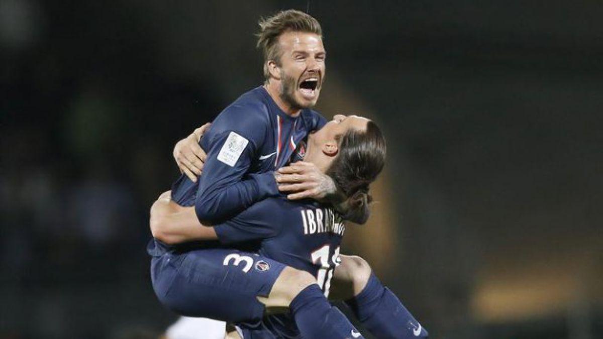 David Beckham se retira del fútbol profesional