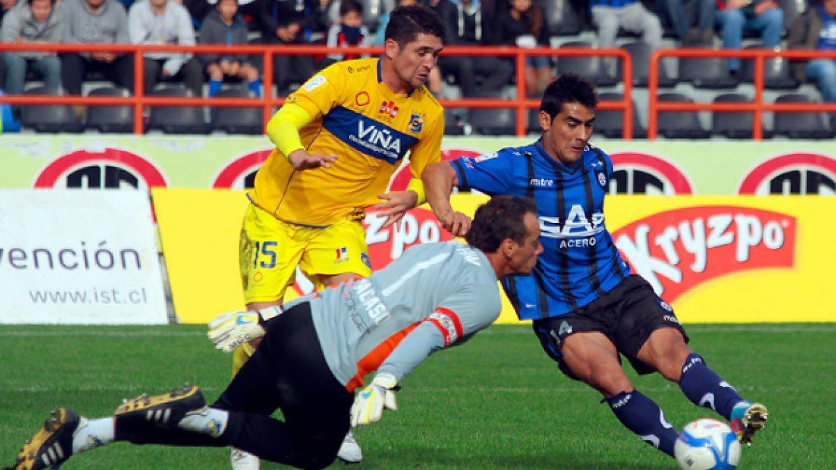 David Llanos, el goleador que se ilusiona con llegar a la U