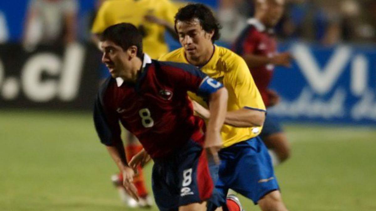 David Pizarro: Fueron 8 años los que estuve fuera y claro que quería llegar a Brasil