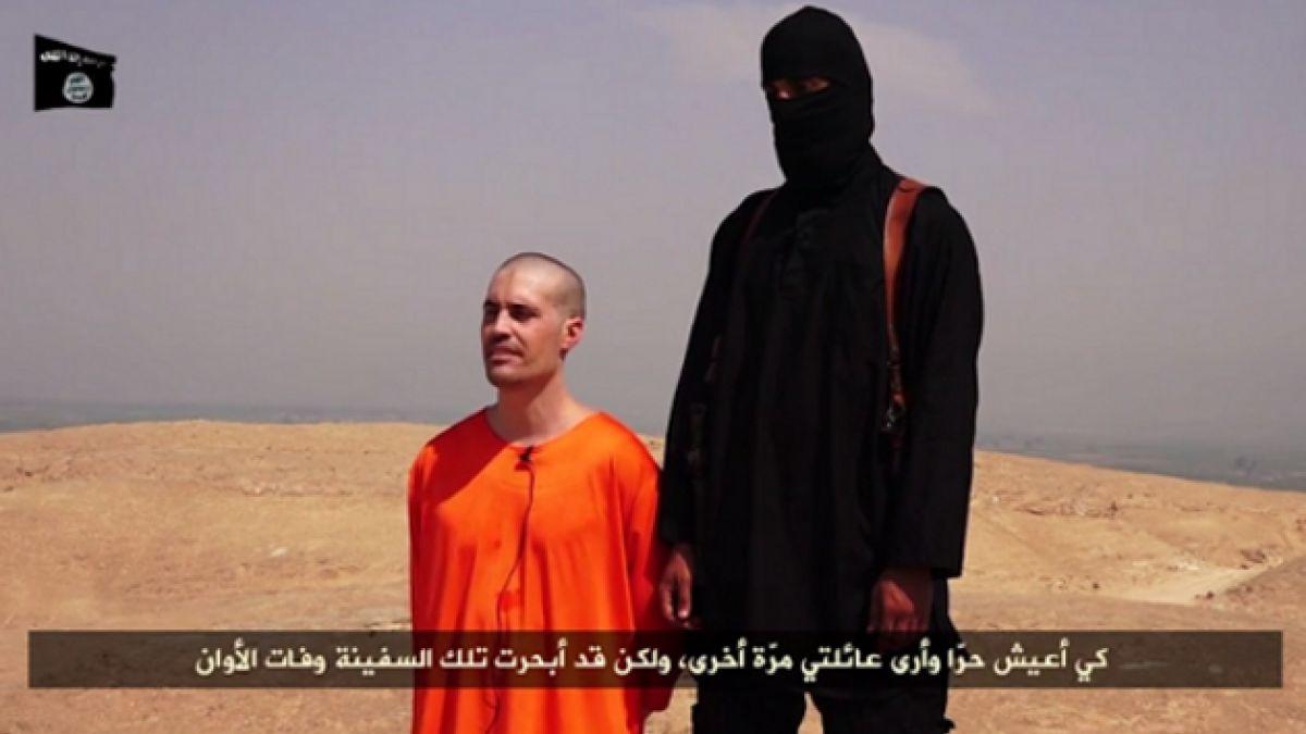 Gobierno británico cree que video de periodista decapitado en Siria es real