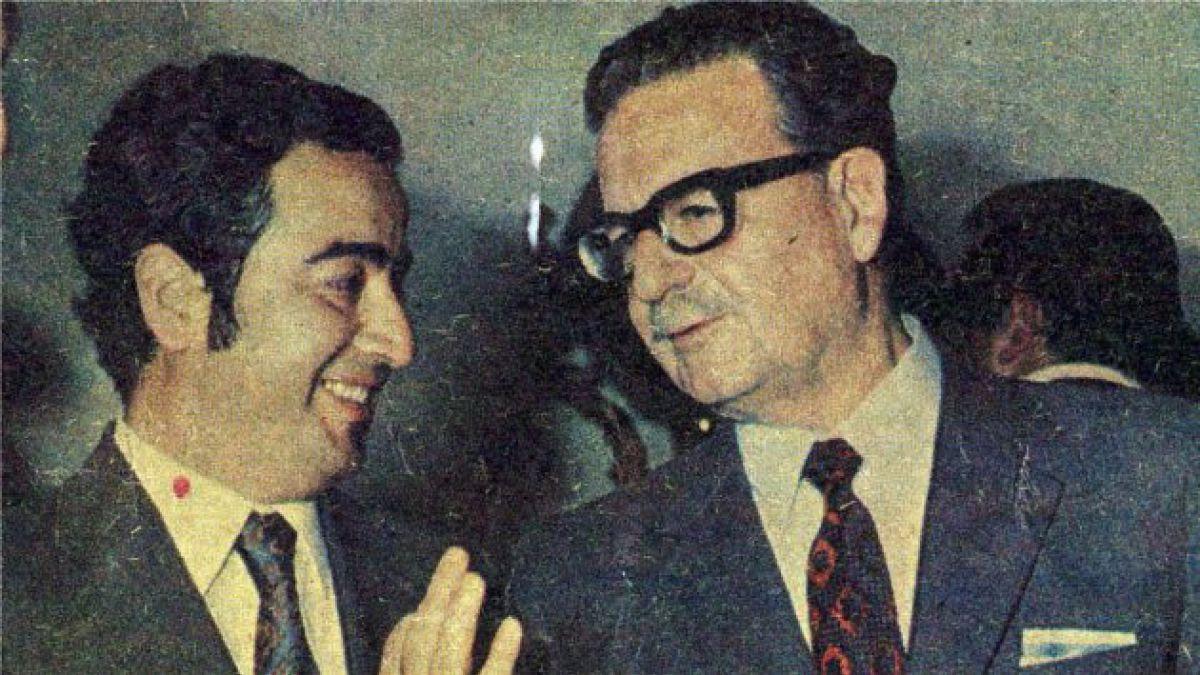 Falleció Hernán del Canto Riquelme, ex ministro del Interior de Allende