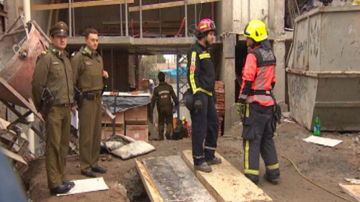 Confirman muerte de segundo obrero en derrumbe
