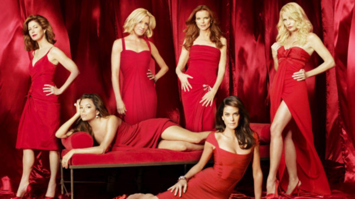 """10 escándalos y curiosidades de """"Desperate Housewives"""" a 10 años de su estreno"""